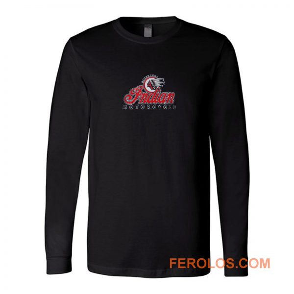 Indian Biker Long Sleeve