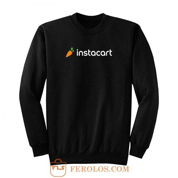 Instacart Sweatshirt