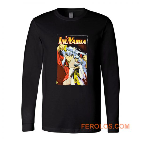 Inuyasha And Sesshomaru Anime Long Sleeve
