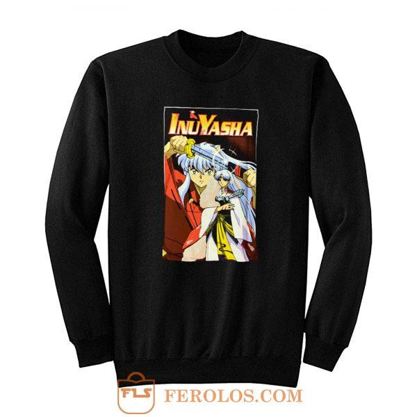 Inuyasha And Sesshomaru Anime Sweatshirt
