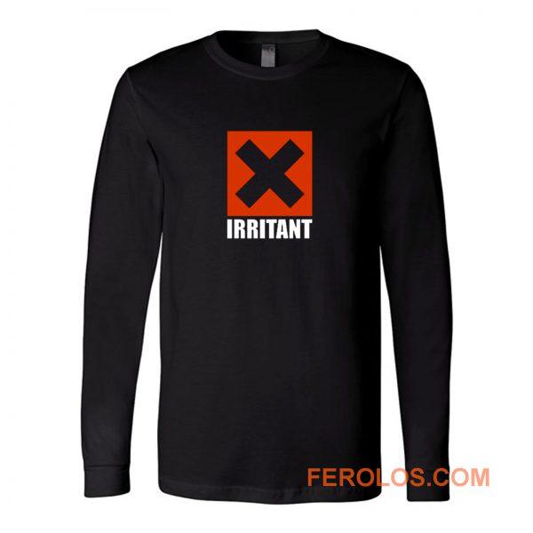 Irritant X Long Sleeve