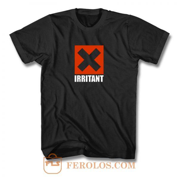Irritant X T Shirt