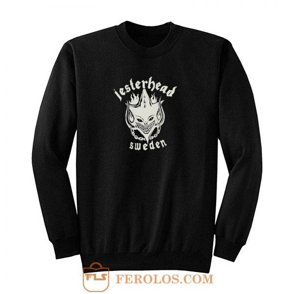 Jessterhead Skull Sweatshirt
