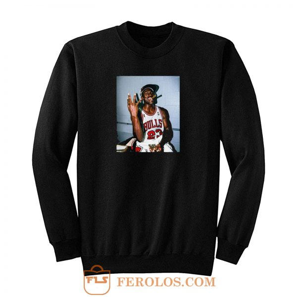 Jordan Champion Sweatshirt