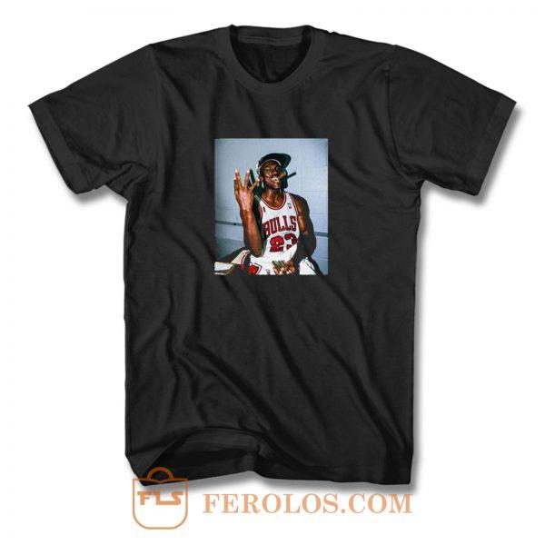 Jordan Champion T Shirt