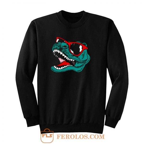Jurassic Dinosaur Sweatshirt