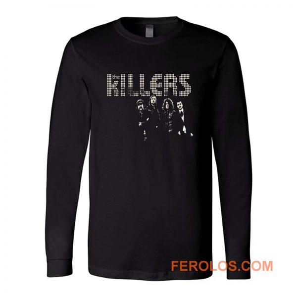 Killers Indie Rock Band Long Sleeve