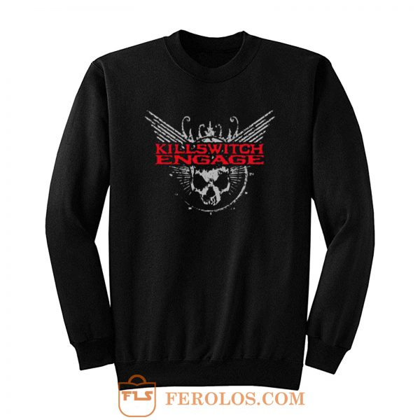 Killswitch Engage Metal Band Sweatshirt