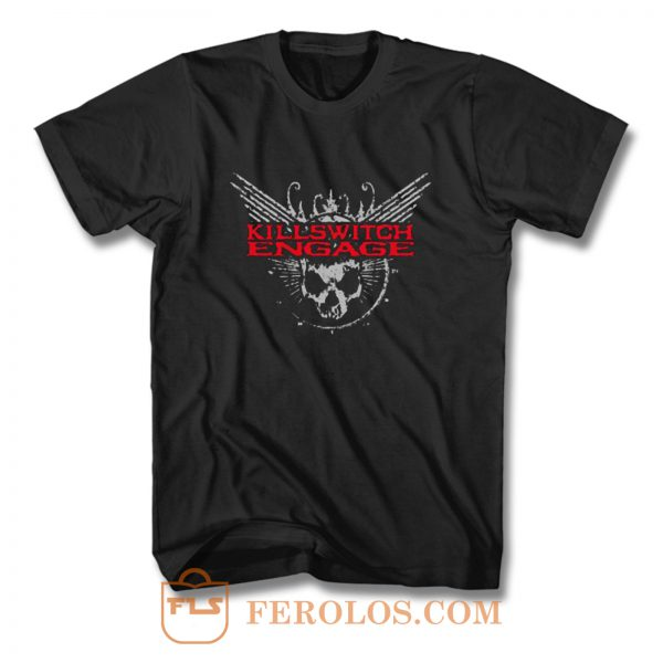 Killswitch Engage Metal Band T Shirt