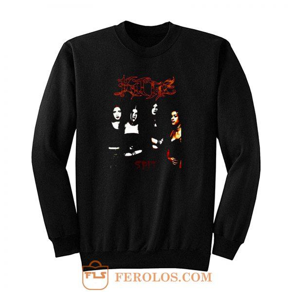 Kitie Spit Metal Sweatshirt