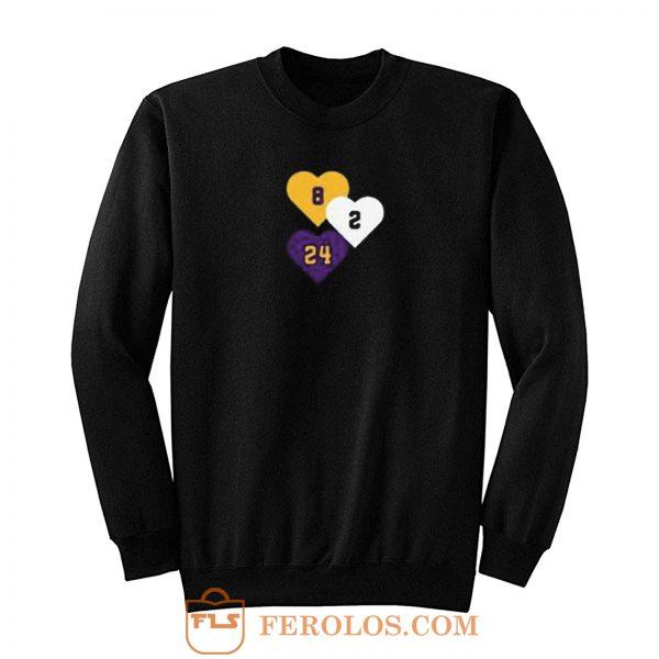 Kobe Numbers Sweatshirt