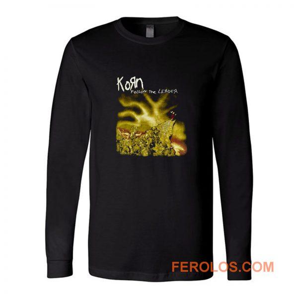 Korn Band Freak On A Leash Long Sleeve