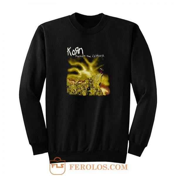 Korn Band Freak On A Leash Sweatshirt