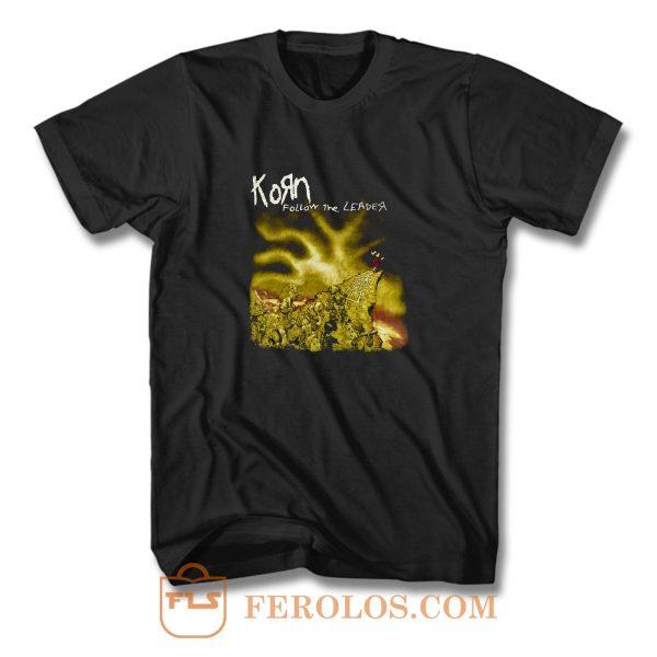 Korn Band Freak On A Leash T Shirt