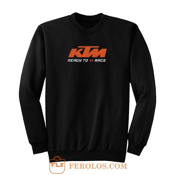 Ktm Ready To Race Sweatshirt
