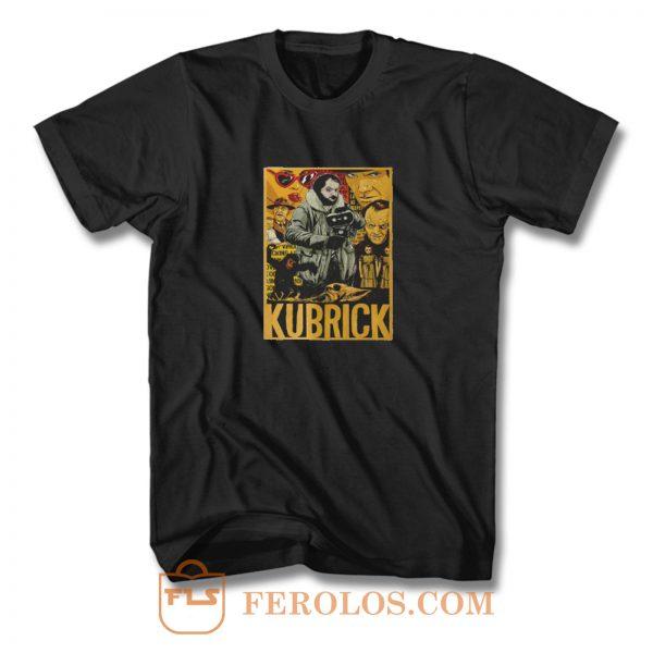 Kubrick American Film T Shirt