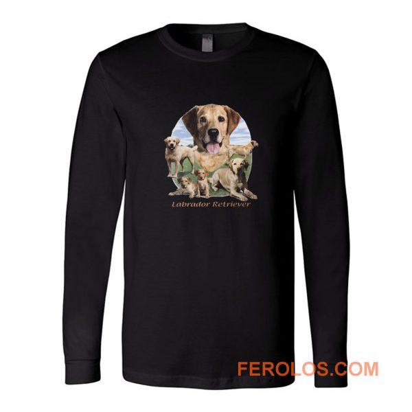Labrador Retriever Long Sleeve