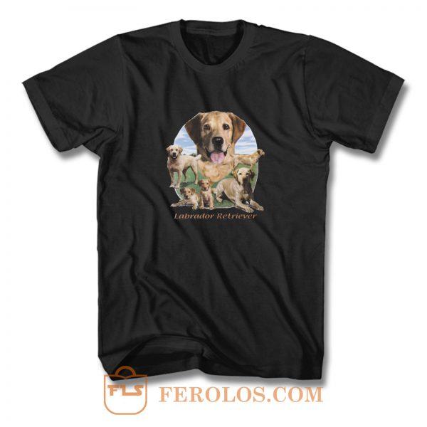 Labrador Retriever T Shirt