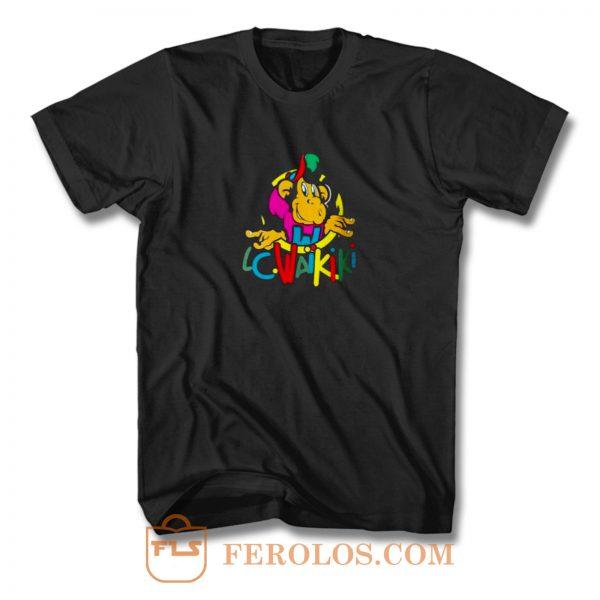 Lc Waikiki Eighties 80s T Shirt