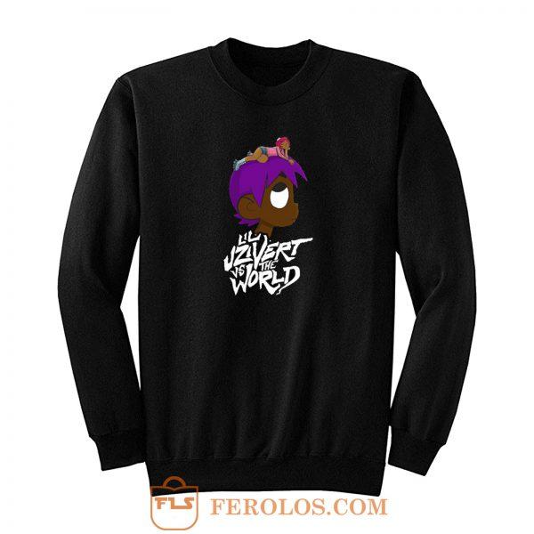 Lil Uzi Vert Vs The World Sweatshirt