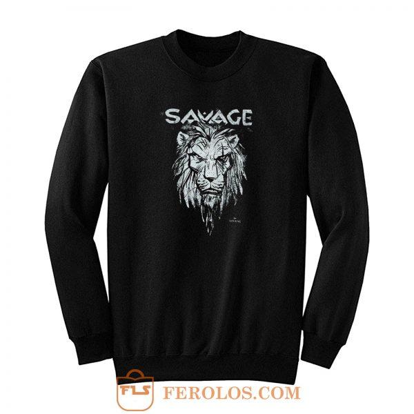 Lion Savage Sweatshirt