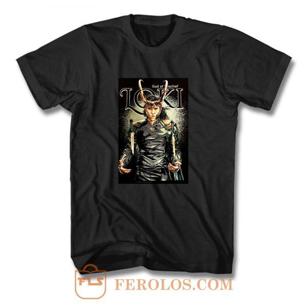Loki Thor T Shirt