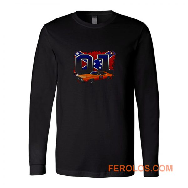 Long Time The General Dukes Of Hazzard Long Sleeve