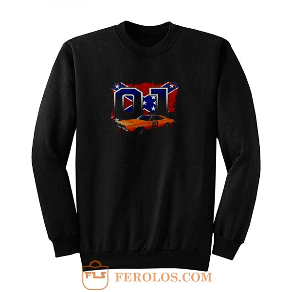 Long Time The General Dukes Of Hazzard Sweatshirt