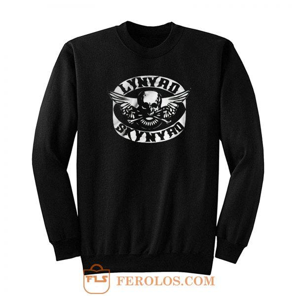 Lynard Skynard Skull Sweatshirt