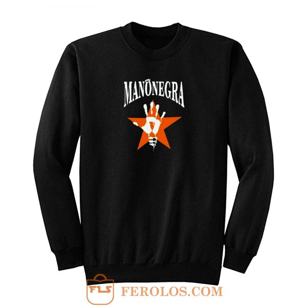 Manonegra French Music Sweatshirt