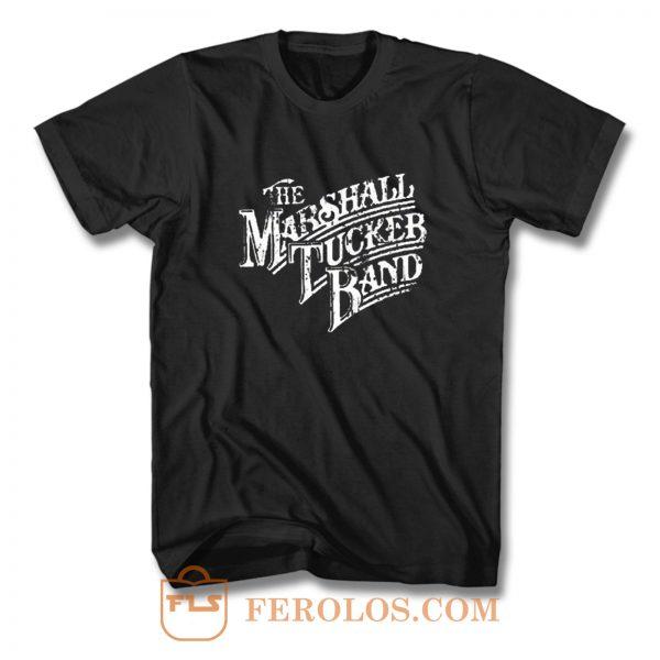 Marshall Tucker T Shirt