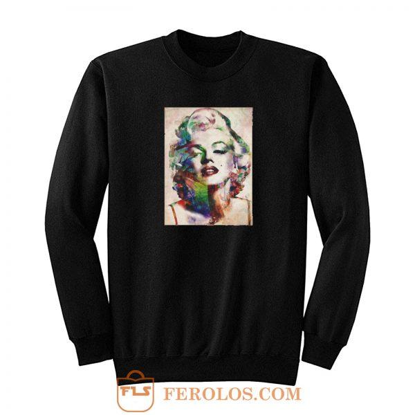 Marylin Monroe American Actrees Sweatshirt
