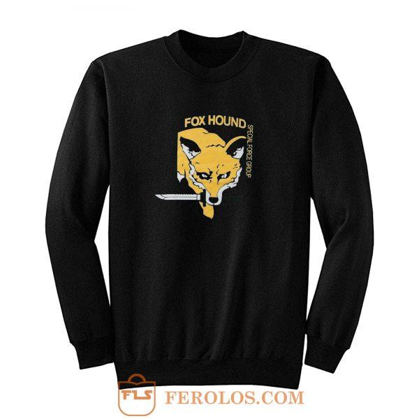 Metal Gear Solid Fox Hound Sweatshirt