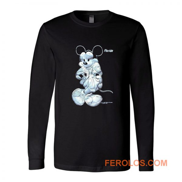 Mickey Mouse Florida Long Sleeve
