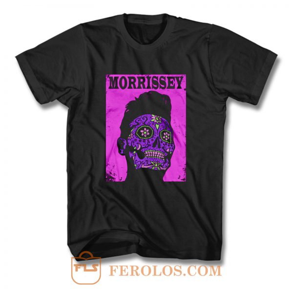 Morrissey Day Of The Dead T Shirt
