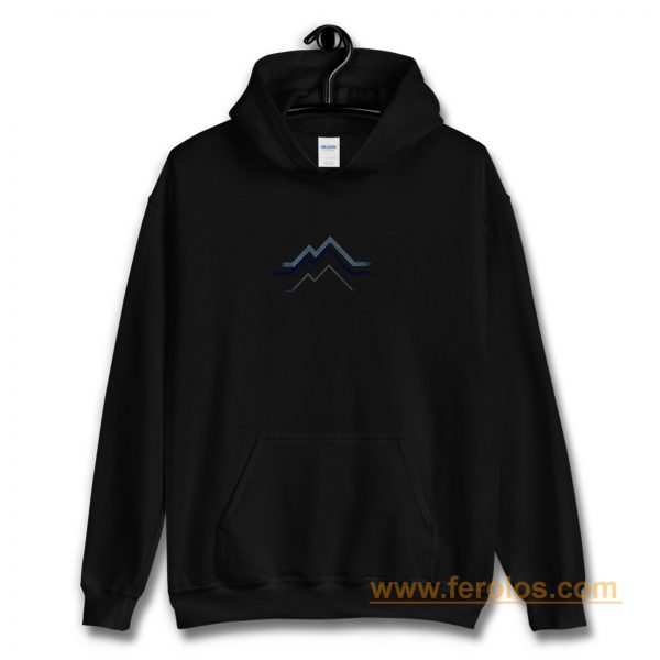 Mountain Vintage Graphic Nature Hoodie
