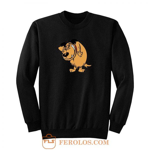 Mudley Smile Dog Sweatshirt
