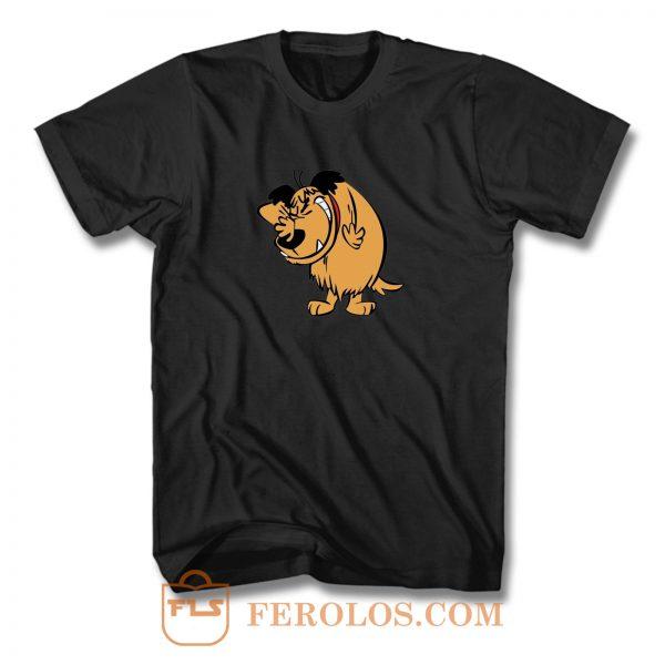 Mudley Smile Dog T Shirt