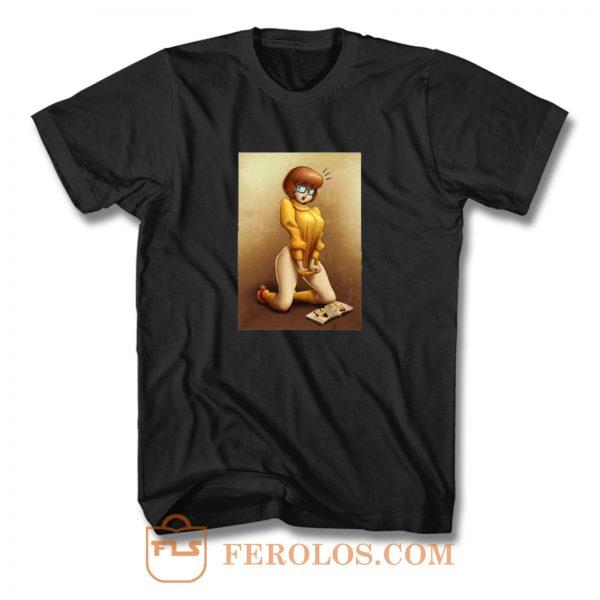 Naughty Velma Scooby Doo T Shirt