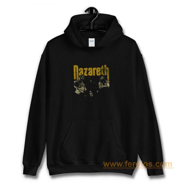 Nazareth Rock Band Hoodie