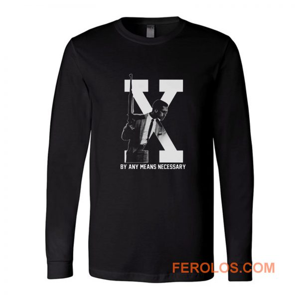 Necessary Malcolm X Soft Long Sleeve