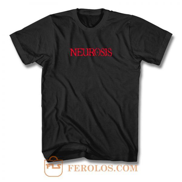 Neurosis Band T Shirt