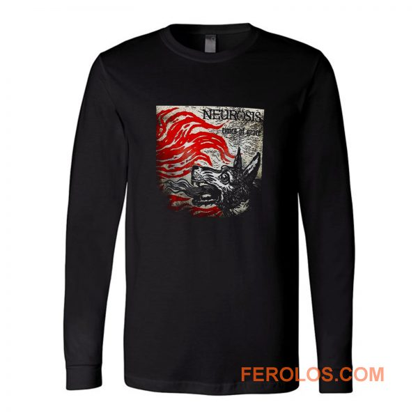Neurosis Band Times Of Grace Album Long Sleeve