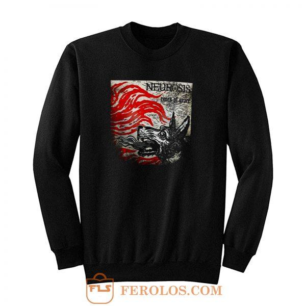 Neurosis Band Times Of Grace Album Sweatshirt