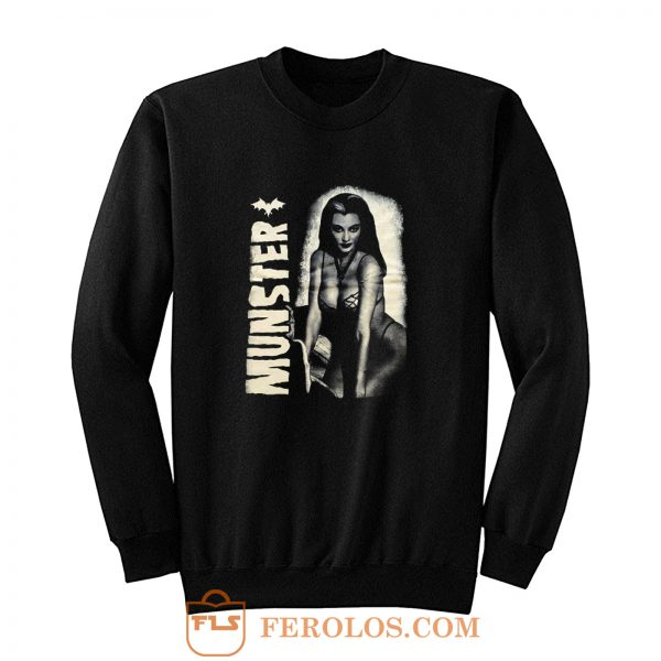 New Sexy Lilly Munster Sweatshirt