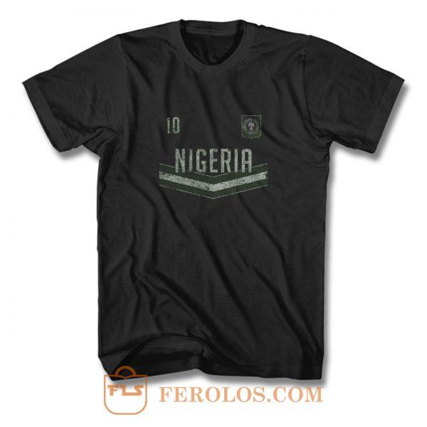 Nigeria Football T Shirt