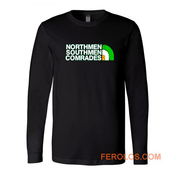 Northman Southman Comrades Celtic Fc Fan Long Sleeve