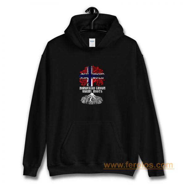 Norway Viking Hoodie