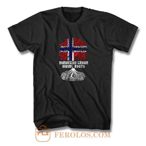 Norway Viking T Shirt