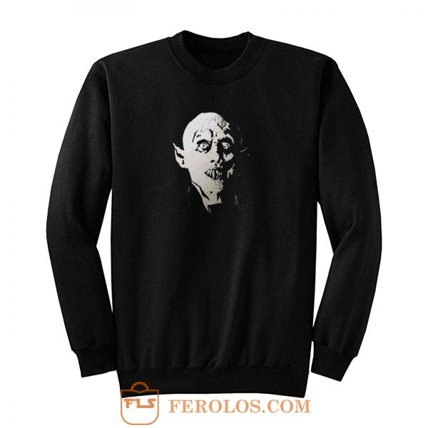 Nosferatu The Vampire Retro Sweatshirt